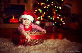 Mi primera Navidad