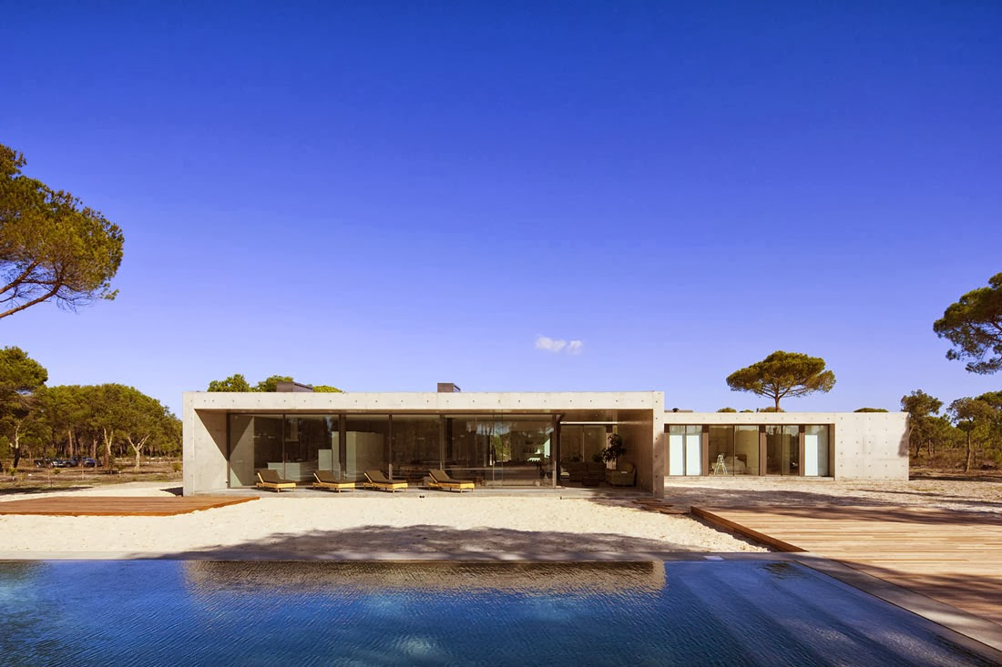 Simplicity Love Comporta House Portugal Rrj Arquitectos