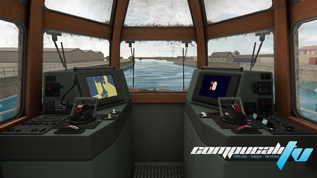 European Ship Simulator Remasterizado PC Full Español