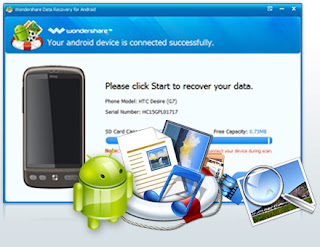 Wondershare Data Recovery for Android 1.0.0.18 with Keygen
