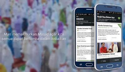 Masjidku Aplikasi Android Untuk Mengelola Masjid dan Jemaah