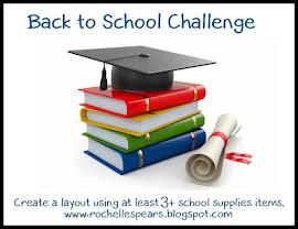SEPT BACK TO SCHOOL CHALLENGE