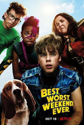 Best Worst Weekend Ever (Miniserie de TV) S01 Custom HD Dual Latino
