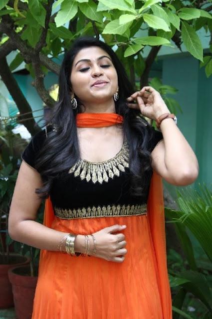 Actress Nanthana Latest Photos In Dress 06