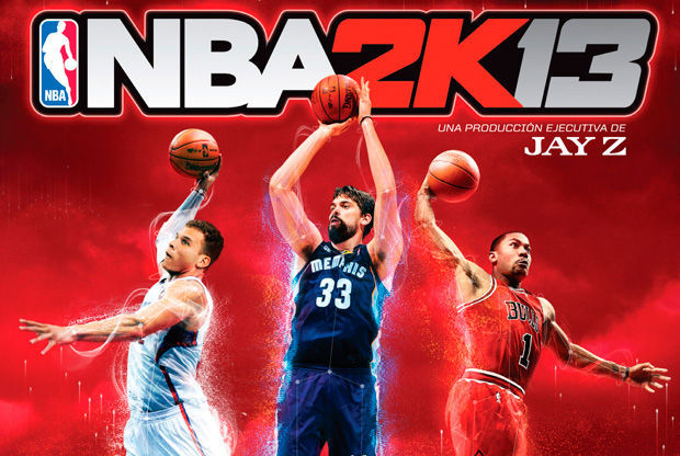 NBA 2K13 Android Apk Data İndir
