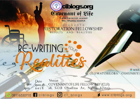 Restoration Fellowship!!!
