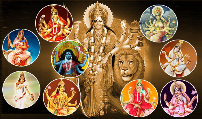 Best Navratri Nine 9 Days Photo Gallery for Free Download