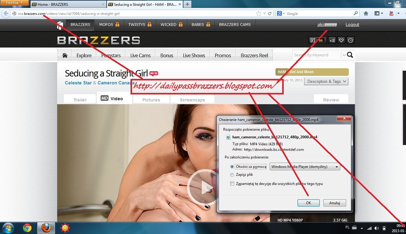 Sex talk Brazzers login and passwords