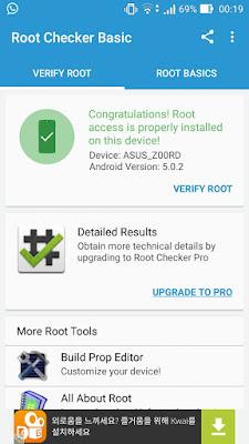 root asus zenfone 2 laser ze500kg tanpa pc, cara root zenfone 2 laser ...