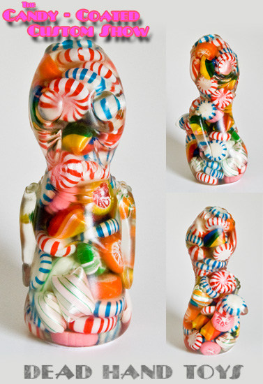 Dead Hand Toys - Sweet Teuth Resin Figure by Lysol