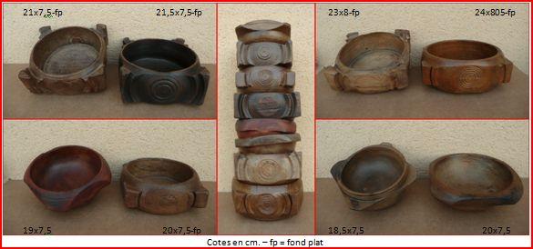 vieux outils et art populaire mortier en bois tourn. Black Bedroom Furniture Sets. Home Design Ideas