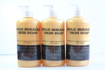 Gold Miracle Soap