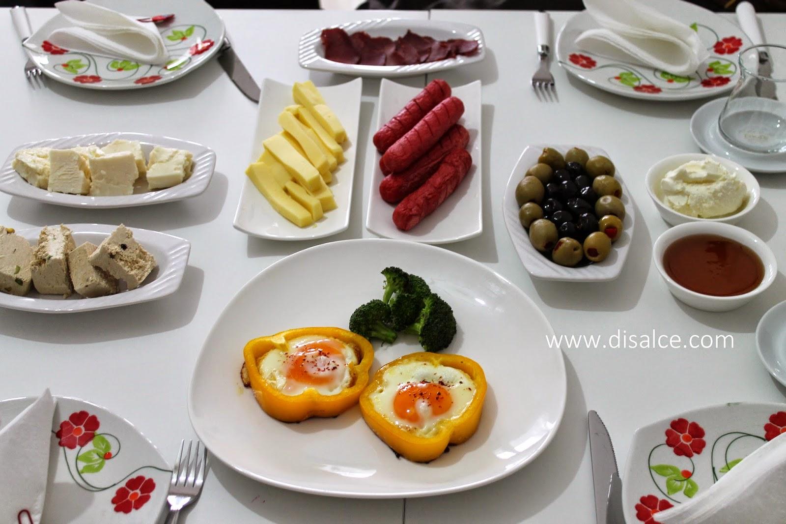 pazar kahvaltı menüsü