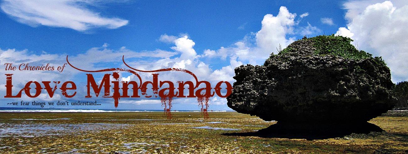 Love Mindanao