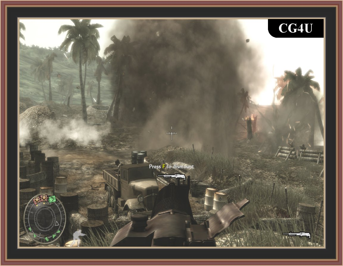 Call of Duty 5 World at War Screenshots