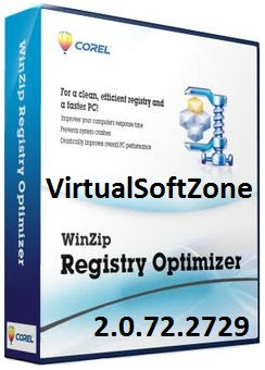 WinZip Registry Optimizer full version with serial key