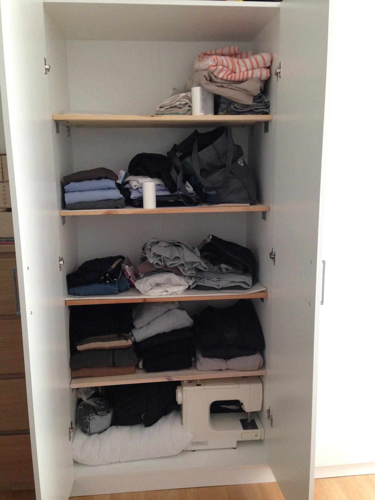 p dombas ikea wardrobe in condition bargain storage price wardrobes shelving croydon mint