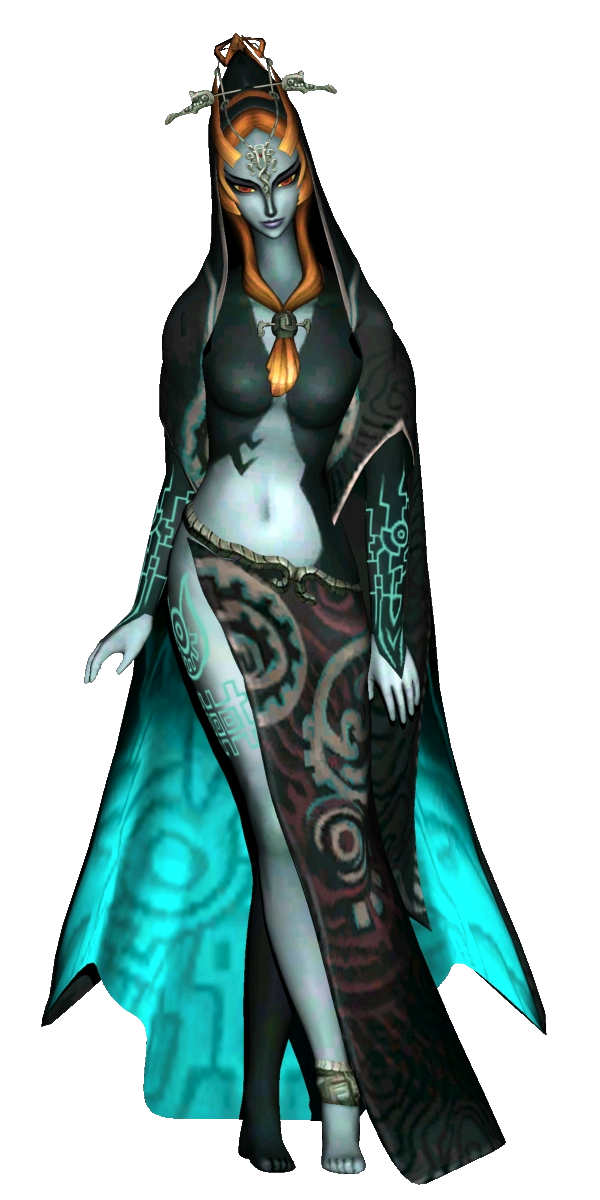 dark side of beautyZelda Twilight Princess Midna