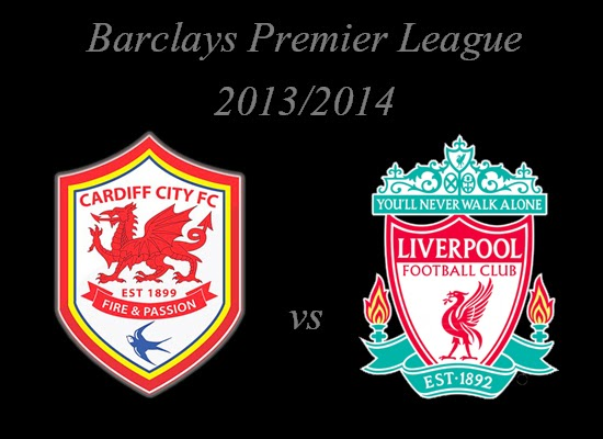 Cardiff City vs Liverpool Barlays Premier League 2014