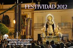 CARTEL FESTIVIDAD 2012