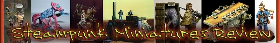 Steampunk Miniatures Review