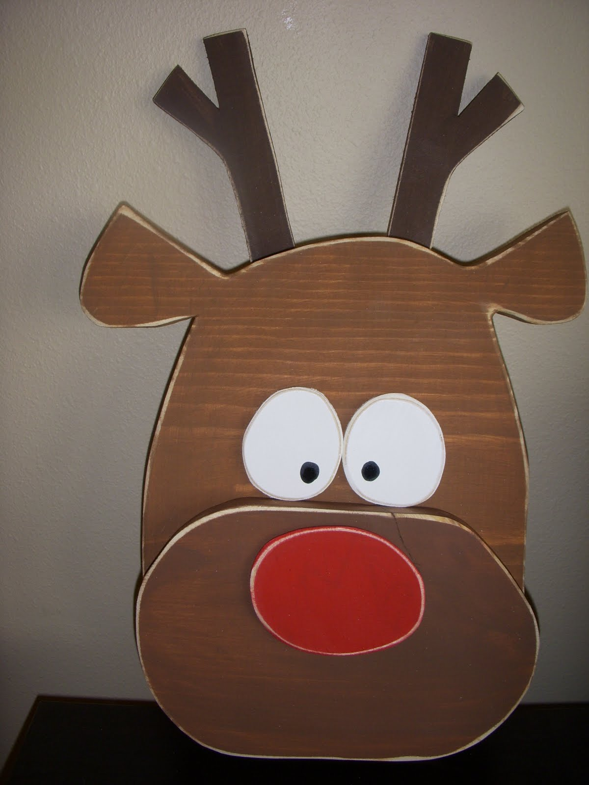 Cheeky bandit crafts reindeer for Reindeer project