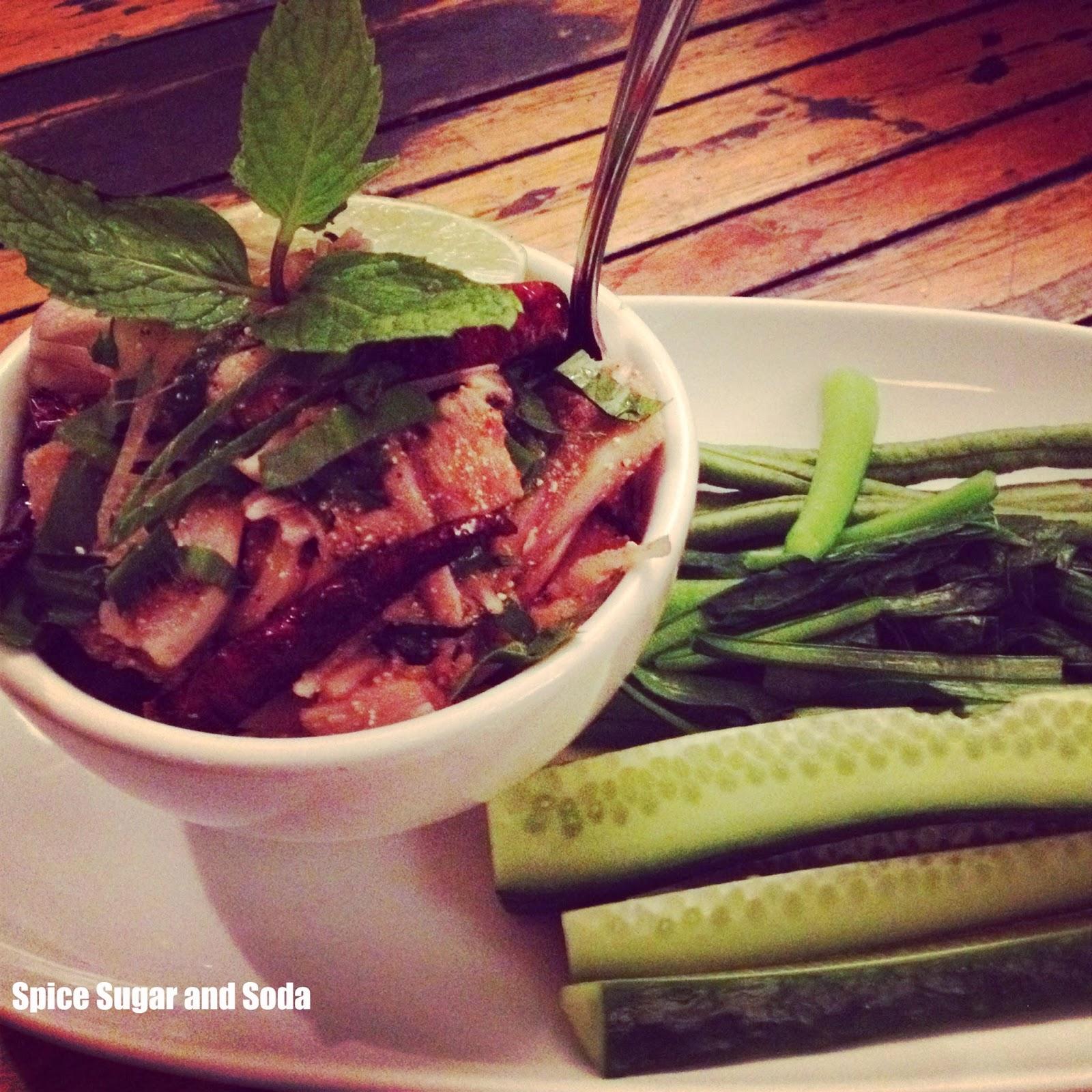 Lemongrass-Lime Leaf Soda Recipes — Dishmaps