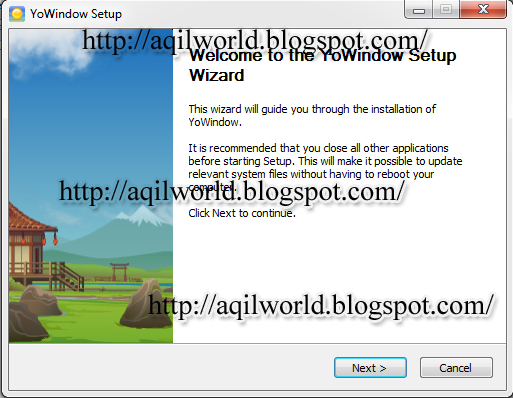 free download YoWindow Unlimited Edition