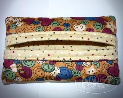 annis artesanato porta lenços