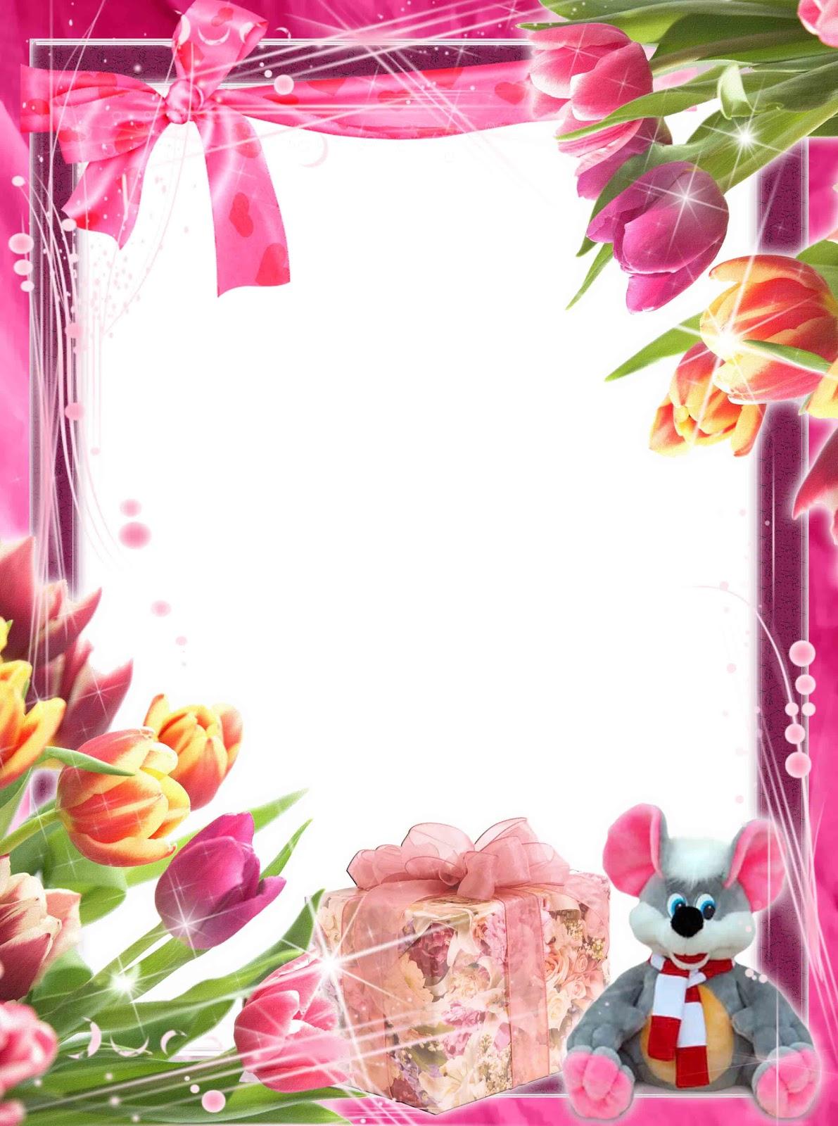 flowers png frame flowers frame. Black Bedroom Furniture Sets. Home Design Ideas