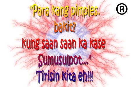 Pang-Asar Filipino Pick Up Lines