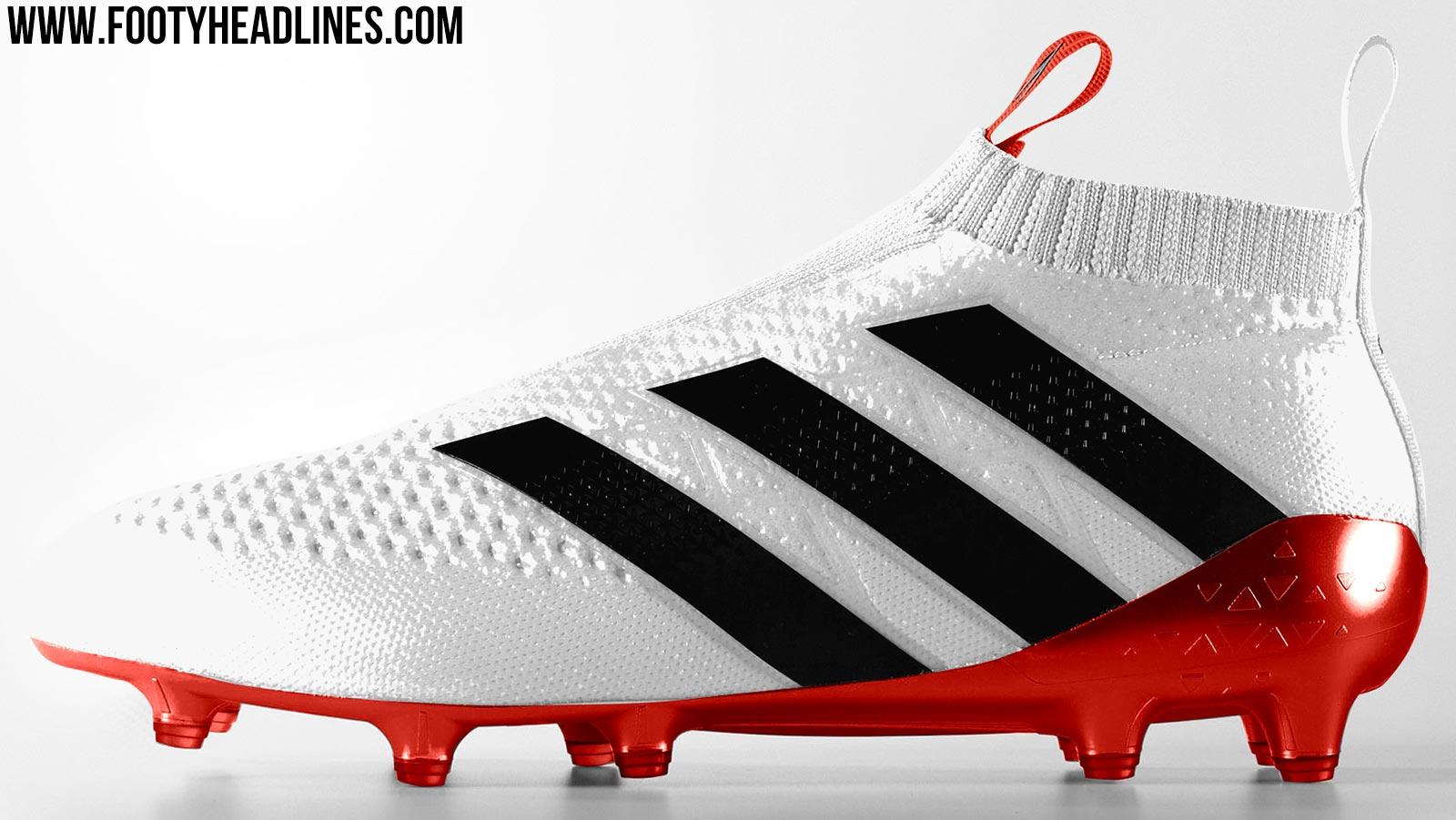 Adidas Ace 16 Purecontrol White
