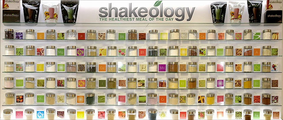 Shakeology Ingredients Tony Horton
