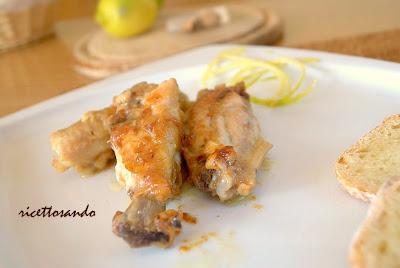 Pollo alla marengo ricetta secondi di carne