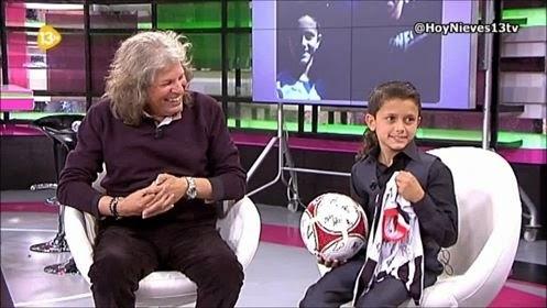 Jose Mercé y Raúl El balilla