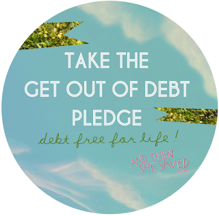 Debt Free Pledge