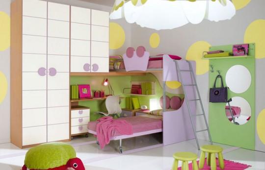 Ideas para decorar dise ar y mejorar tu casa literas - Literas infantiles divertidas ...