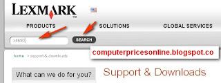 Free driver lexmark x4650/x2500/x5470/z715, etc for windows xp/vista/7 ...