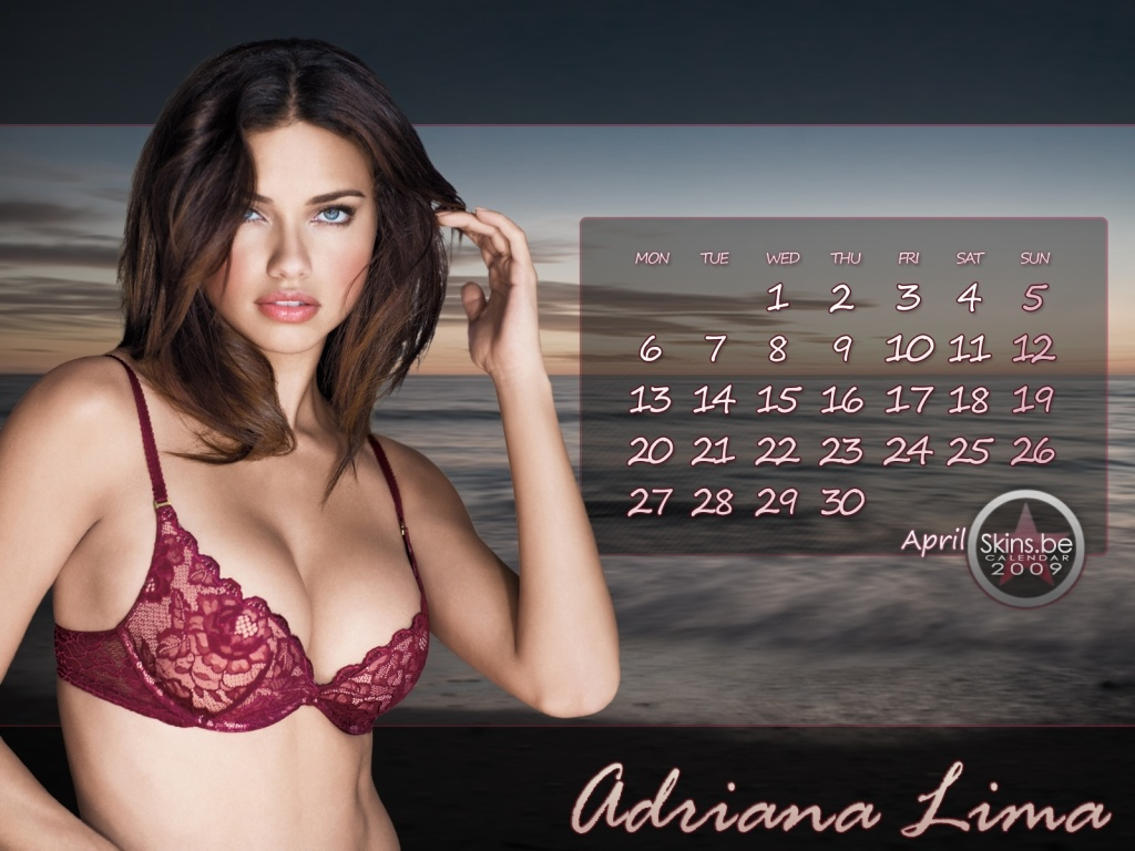 all image wallpapers: adriana lima hot wallpapers pack 2