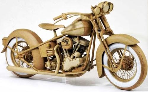 09-Vintage-Motorcycle-Life-Size-Chris-Gilmour-Cardboard-Sculptures-www-designstack-co