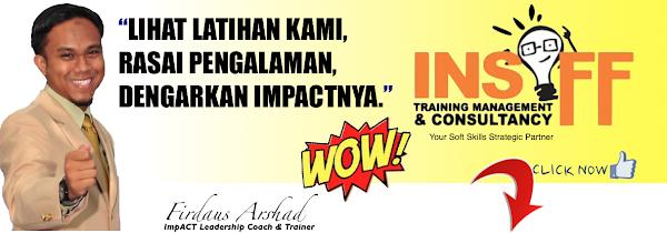 Firdaus Arshad Perunding Latihan Kemahiran Insaniah