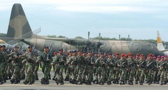 TNI Berhasil Tanggalkan Citra Keterpurukan di eberapa Dekade Terakhir