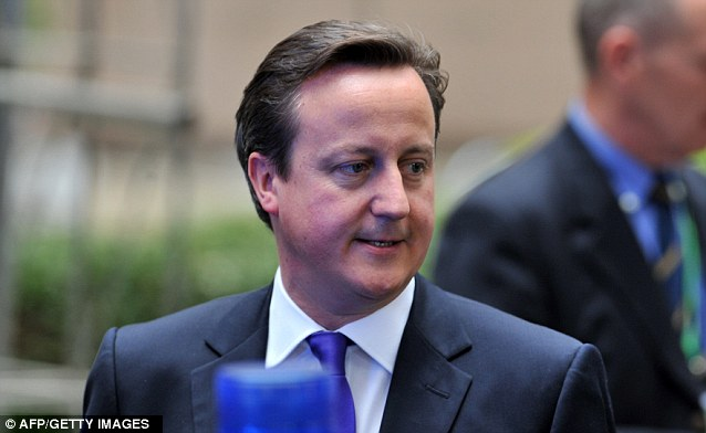 How Mr Cameron's Obsession with Gay Marriage Is Killing the Tory Party