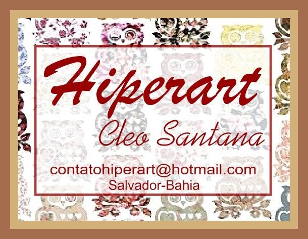 Hiperart Mil ideias em trabalhos artesanais personalizados
