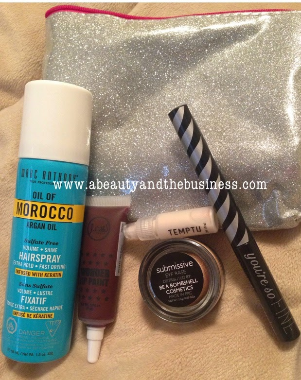 ipsy 2014, ipsy bag, ipsy November, ipsy November 2014, j cat wonder lip paint in red potion,