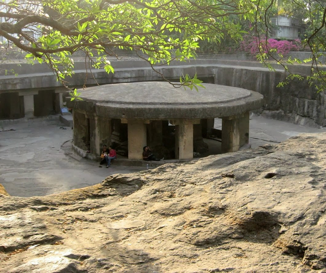 Pataleshwar Cave Temple Pune India