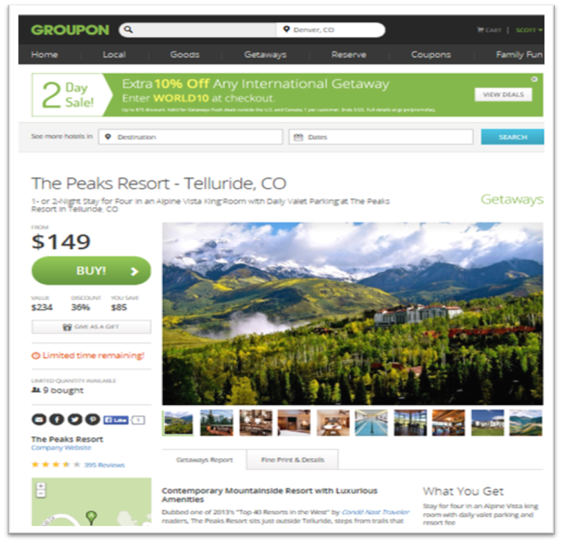 https://www.groupon.com/deals/ga-the-peaks-resort-2