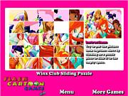 Game xếp hình Winx, chơi game xep hinh hay