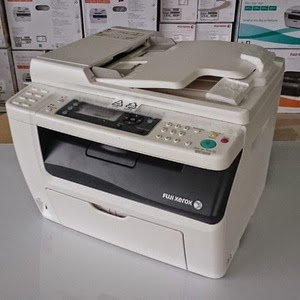 printer multifungsi (FujiXerox CM215FW)