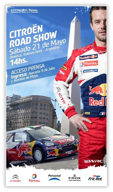 road swhow 2011 argentina